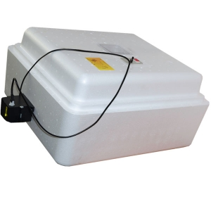Бытовой инкубатор «Несушка» на 77 яйц, автоматический переворот, аналоговый терморегулятор с цифровой индикацией