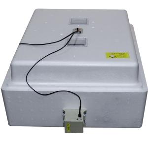 Бытовой инкубатор «Несушка» на 104 яйца, автоматический переворот, аналоговый терморегулятор с цифровой индикацией