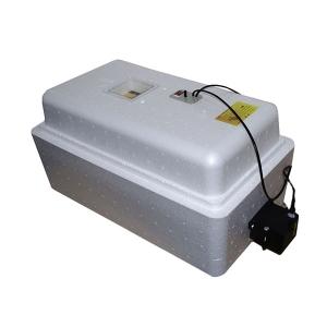 Бытовой инкубатор «Несушка» на 36 яиц, автоматический переворот, аналоговый терморегулятор с цифровой индикацией