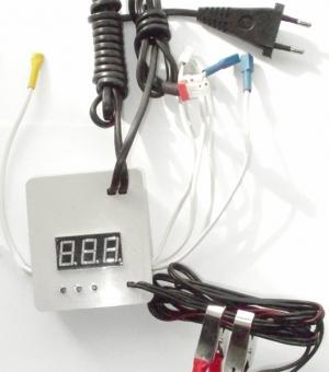 Терморегулятор для инкубатора цифровой с 12В